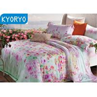 4pcs Bedding Sets Cotton Bedding Sets with Graceful Patterns for Bed Rome at Home Manufactures