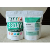 China Best Price Slim 28 Days Fit Tea to Lose Weight Private Label Blend Slimming Tea for Beautiful on sale