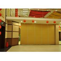 MDF Interior Suspended Sliding Partition Commercial Toilet Partitions 65MM Panel Manufactures