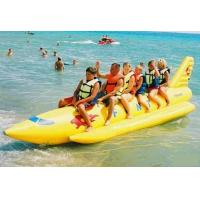 Inflatable Towable Water Sports, Inflatable Single Tube Banana Boat Manufactures