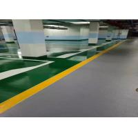 Anti static Industrial Floor Paint  For The Car Parking , Industrial Floor Manufactures