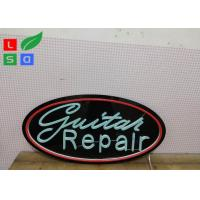 Custom Made Acrylic Neon Signs 12V Led Custom Neon Light Sign 3d Letters For Repair Shop Manufactures
