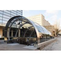 Circle Type Custom Stainless Steel Products Large Volume Subway Station Manufactures