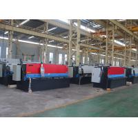 Automatic CNC Hydraulic Shearing Machine 8x3200 With Delem DAC 310 CNC Control Manufactures