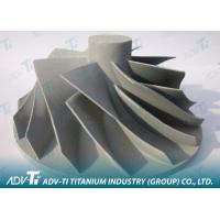 Titanium Investment Nickel Alloy Casting Manufactures