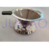 Stainless Steel Coffee Filter Wire Mesh Customized With Mirror Finish Surface Manufactures