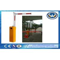 Buy cheap High Accurate Traffic Barrier Gate Fold Arm 120 Watt For Underground Parking from wholesalers