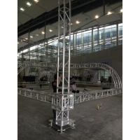 Quick Lock Stage Roof Truss Systems For Trade Show Exhibition Manufactures