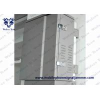 China High Power Waterproof Outdoor Jail Cell Phone Signal Prison Jammer With Remote Control on sale