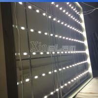 China Cost effective folable Flexible LED lattice for backlight signs on sale