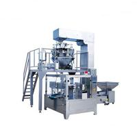 Buy cheap flavoring powder filling stand up pouch filling and sealing machine from wholesalers