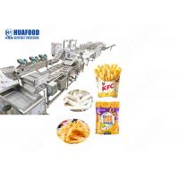 China Snack Food Potato Chips Production Line Industrial Potato Chip Maker Chips Production Machine on sale