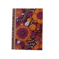 """6"""" x 8"""" Soft Cover Journal with Spot Foil Finish for daily writing and note taking Manufactures"""