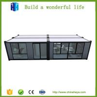 beautiful mobile steel structure prefab container house for sale malaysia Manufactures