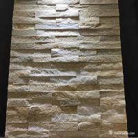 Natural stone Mini Stacked Stone Panels , Stacked Stone Ledger Panels Mildew Resistant Manufactures