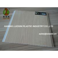 Fat laminated pvc wall panel with high quality Manufactures
