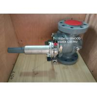 High Flow Rate Fisher Gas Regulator / Pressure Reducing Regulator With 161EB Pilot Manufactures