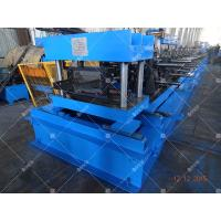 China Fully automatic perforated cable tray roll forming machine size changeable wholesale