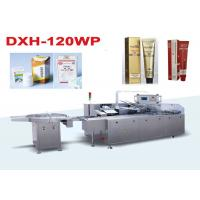Cosmetic Packaging Machine Automatic Carton Box Packing Machine For Hair Creams/ Ointment Manufactures