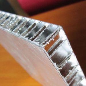 China Customized Decoration Aluminum Honeycomb Panels Core for Fireproof  Panel on sale