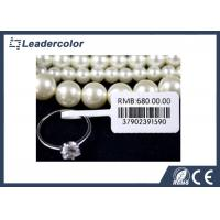 Custom Material PVC 13.56Mhz RFID Jewelry Tag Used For Jewelry Management for sale