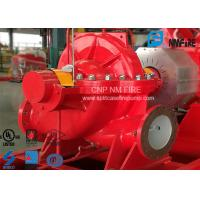 High Efficiency Centrifugal Fire Pump 4000Usgpm Ductile Cast Iron Materials Manufactures