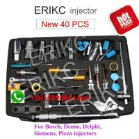 ERIKC High Quality Common Rail Injector Disassemble Tools Diesel Injector Nozzle Dismounting Tools