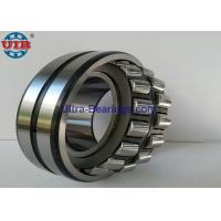 52100 Bearing Steel Cylindrical Spherical Roller Bearing Double Row 200*420*138mm Manufactures