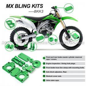 Aluminium Bling Kit Motocross Racing Parts Manufactures