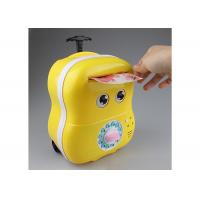 Lovey Electric Smart Money Saving Box Trolley With Music For Kids Cartoon Style Manufactures