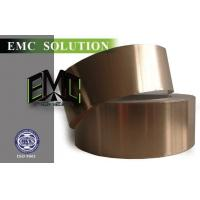 EMI RFI Copper Foil Tape With Conductive Adhesive For Shielding Room Manufactures