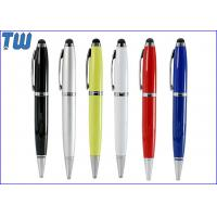 Colorful Think Stylus Pen USB Flash Stick Writing Down Important Information Manufactures