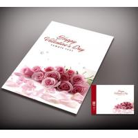 Buy cheap Thick greeting cards printing, A5 birthday card printing, cardboard material from wholesalers