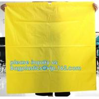 autoclavable ldpe medical biohazard waste plastic trash bags, biohazard waste bags medical waste bag, eco-friendly bioha Manufactures