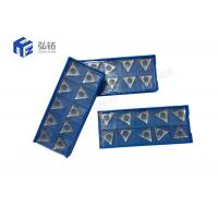 China CNC Metal Cutting Tool Indexable Inserts , Diamond Turning Tool PCD/CBN Cutting Inserts on sale