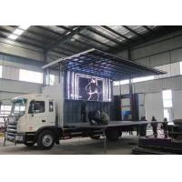 P8 RGB High Definition led mobile billboard / Outside truck mounted led display Manufactures