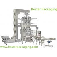 China Vertical Form-Fill-Seal Packing Machine with Z type elevator ,the balance weight on sale
