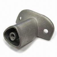 Investment-Cast Metal Part, RoHS-compliant, Comes in Various Materials, Small Orders are Welcomed Manufactures