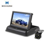 China HD 4.3 Inch Touch Screen Monitor For Car Dashboarda CE FCC Approved on sale