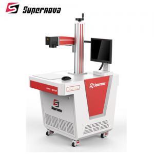 QR Code Fiber Laser Marking Machine Batch Number Laser Printing Equipment DMF Model Manufactures