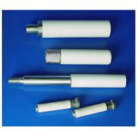 Excellent Wearable Ability Alumina Ceramic Plungers For Colliery, Mine, Chemical Manufactures