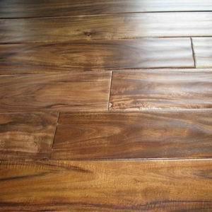 Hand Scraped Acacia Hardwood Flooring (ACA-SW-HS) Manufactures