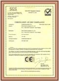 Yuyao Cazan Electric Appliance Plant Certifications