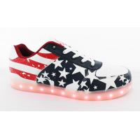 Lighted Glowing Shoes With Lights For Men Flashing Light Shoes Sneakers Manufactures