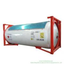 Un1075 Isotank 20feet Tank Container T50 Transport Liquefied Petroleum Gas 22kl, 24kl