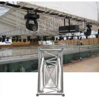 SN1100mm * 600mm Aluminum Square Truss Multi-Purpose / Flexible For Concert Manufactures