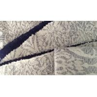 China Rayon Pique Elastic Double Side Knit Fabric For Garment , Jacquard Cotton Fabric on sale