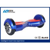 8 Inch Dual Wheels Self Balancing Electric Scooter , Max Speed 12 Km/Hour Manufactures