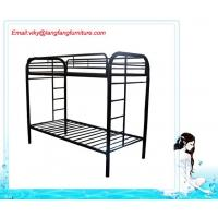 China Twin over Twin Metal Bunk Bed for kids (BED-M-06) on sale