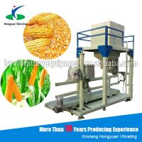 accurate weighing rational maize corn filling packaging machine Manufactures